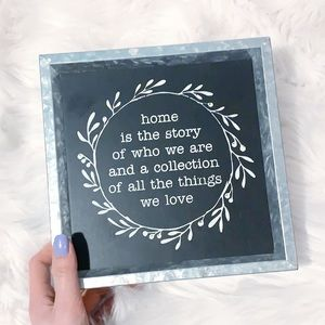 Kathy | Cozy Farmhouse Wall Decor